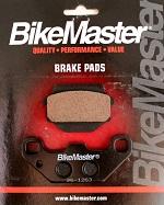 Front Brake Pads BikeMaster S3023 KSF250 Mojave 1987 1988 1989 1990 1991 1992