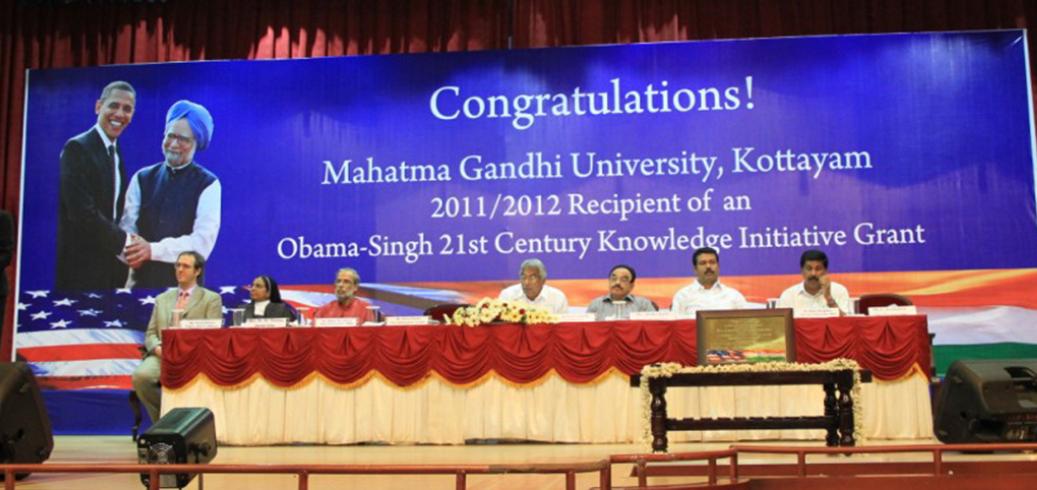 Advanced Centre for Environmental Studies and Sustainable Development, Mahatma Gandhi University, Kottayam