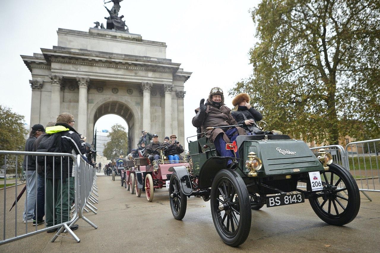 300 Veteran Cars confirmed for 125th London to Brighton run