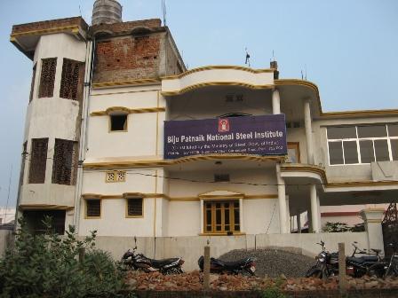 Biju Patnaik National Steel Institute, Puri