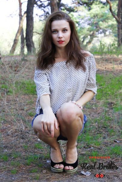 Photo gallery №10 Ukrainian girl Olga