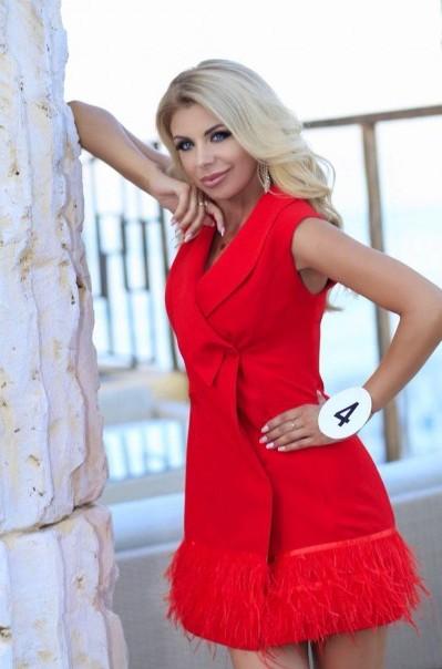 Profile photo Ukrainian bride Victoriya