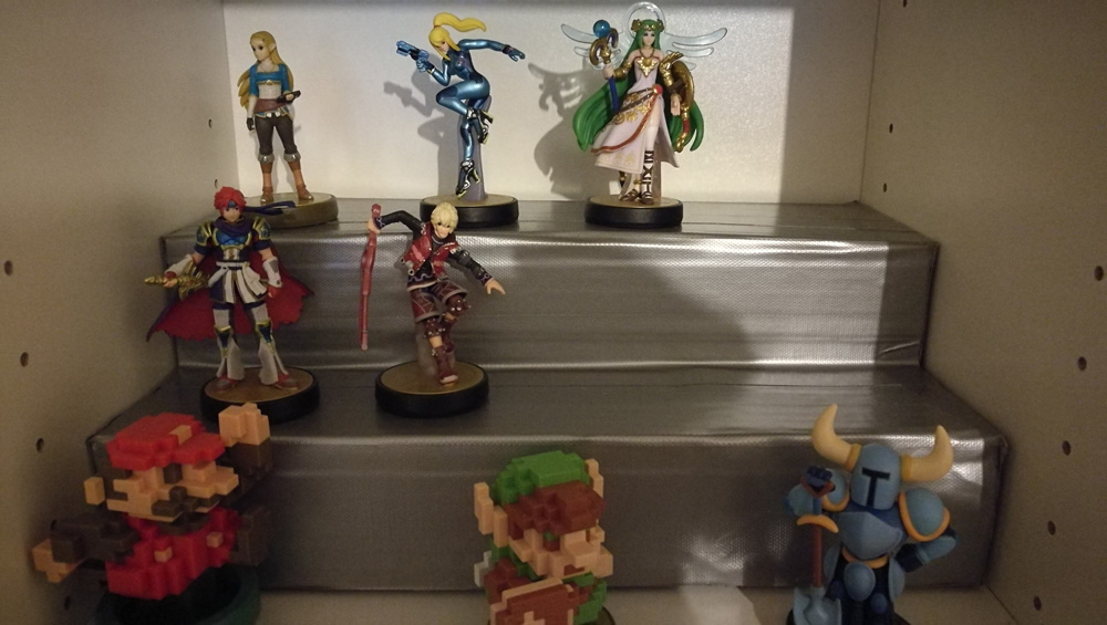 Lovely Amiibo's