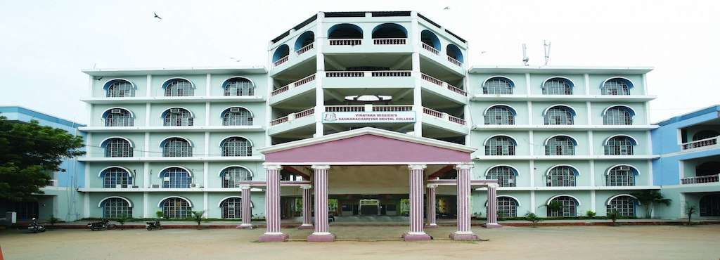 Vinayaka Mission's Sankarachariyar Dental College, Salem Image