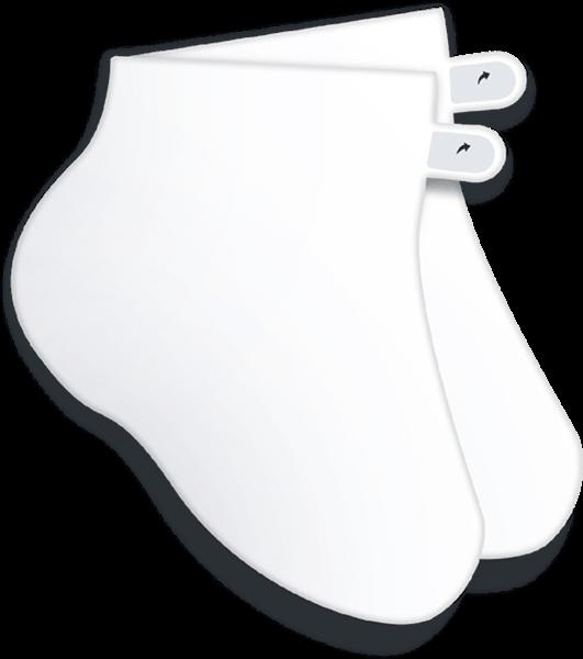 Nawilżająca maska PediMask Scholl z olejkiem makadamia