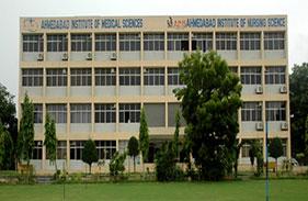 Late Ratibhai Prabhudas Patel Nursing College Image