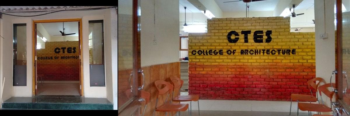 CTES College of Architecture, Mumbai