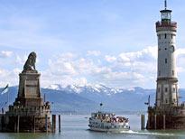 Der Bodensee: lohnendes Ziel für Ausflügler und Urlauber