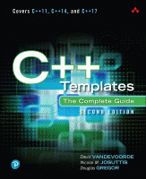 C++ Templates - The Complete Guide 2nd Book review
