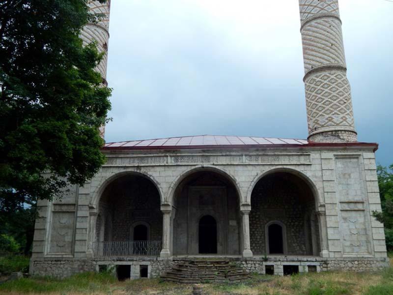Urbicide in Nagorno-Karabakh