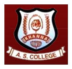 A.S. College, Khanna