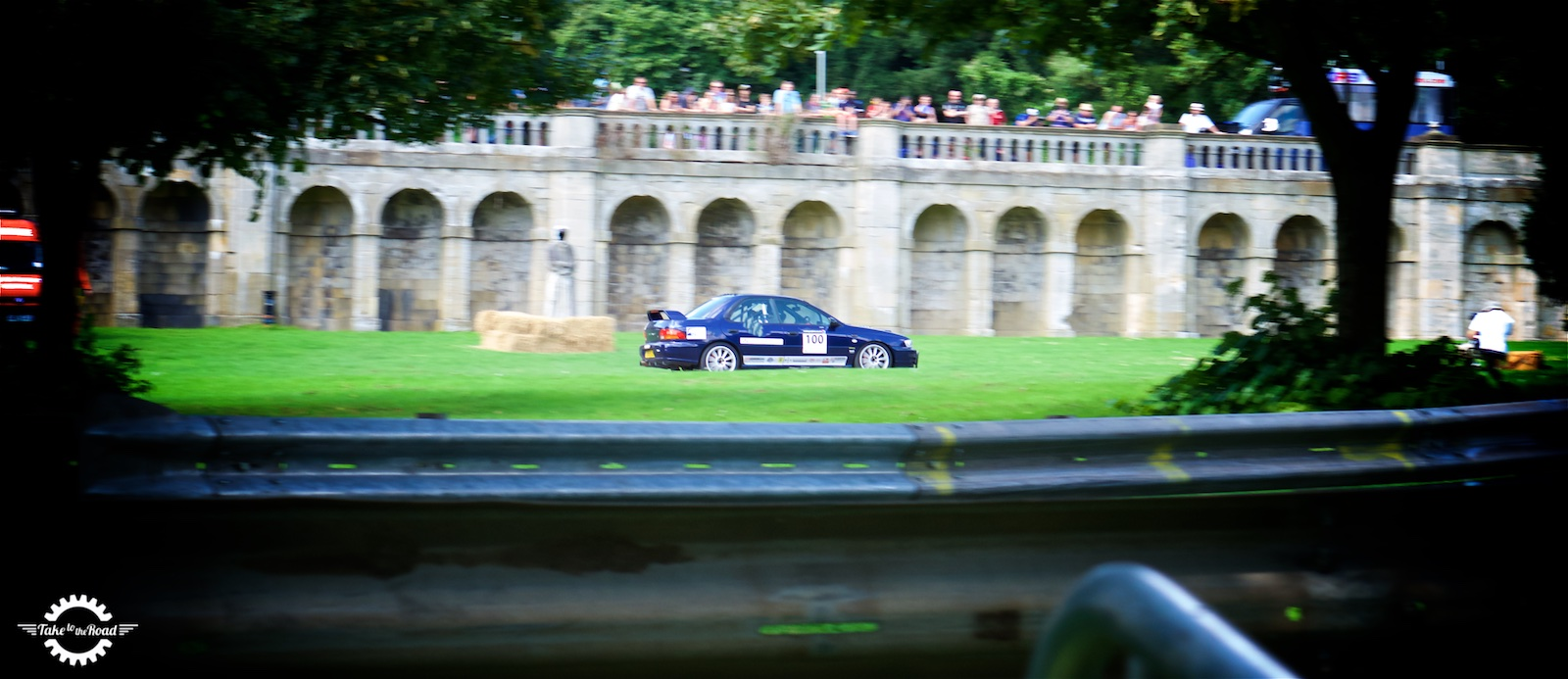 Take to the Road Highlights from Motorsport at the Palace 2017