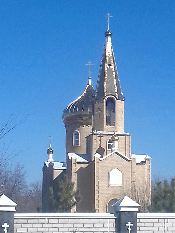 село Манычское Ставропольского края