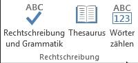 Meist schreibe ich erst den fertigen Text und prüfe später auf Tipp- und Grammatik-Fehler