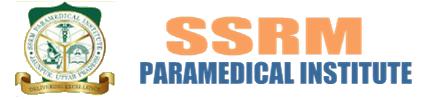 SSRM PARAMEDICAL INSTUTUTE