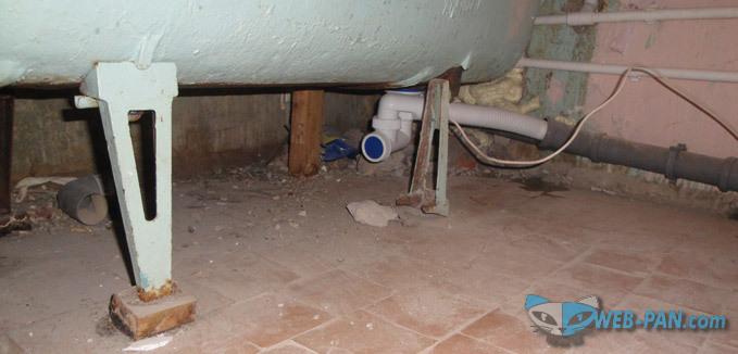 Начинаем ремонт в Ванной и не только, подготовка!