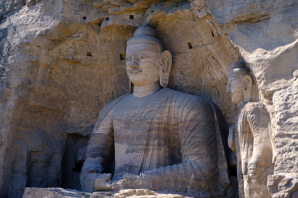 reuzegrote boeddha