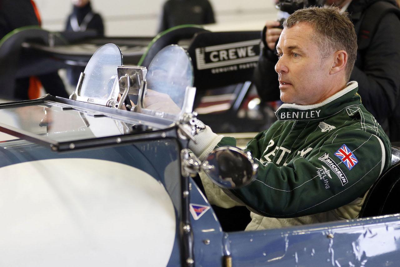 Le Mans legend Tom Kristensen introduces special homage race