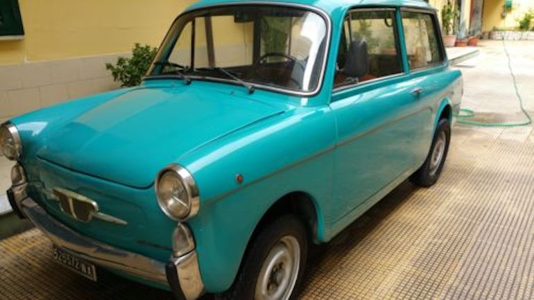 1968 Bianchina Panoramica