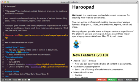 HarooPad