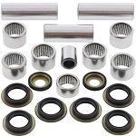 Swingarm Bearings and Seals Kit Kawasaki KX80 Big Wheel 1991 1992 1993 1994