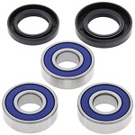 Rear Wheel Bearings and Seal Kit Yamaha TW200 Trailway 1992 1993 1994 1995 1996