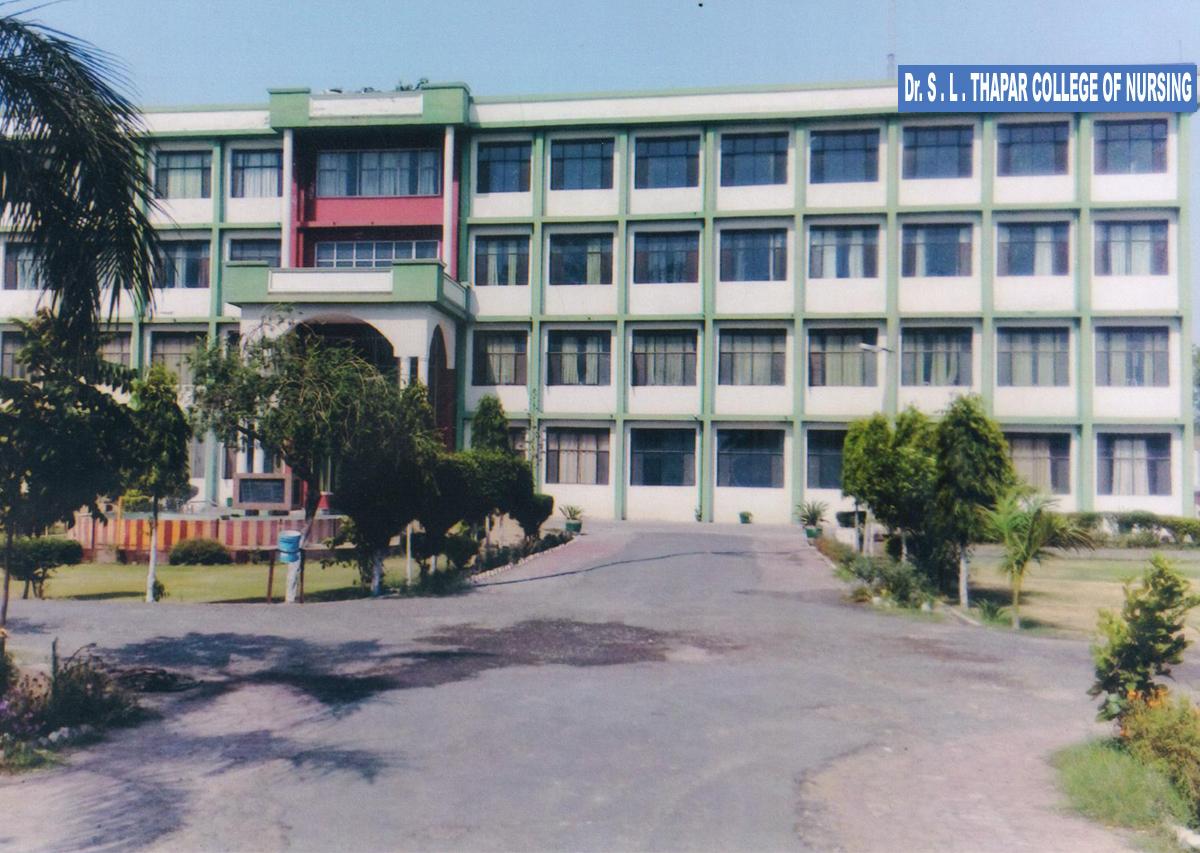 Dr. Shyam Lal Thapar College of Nursing, Moga Image