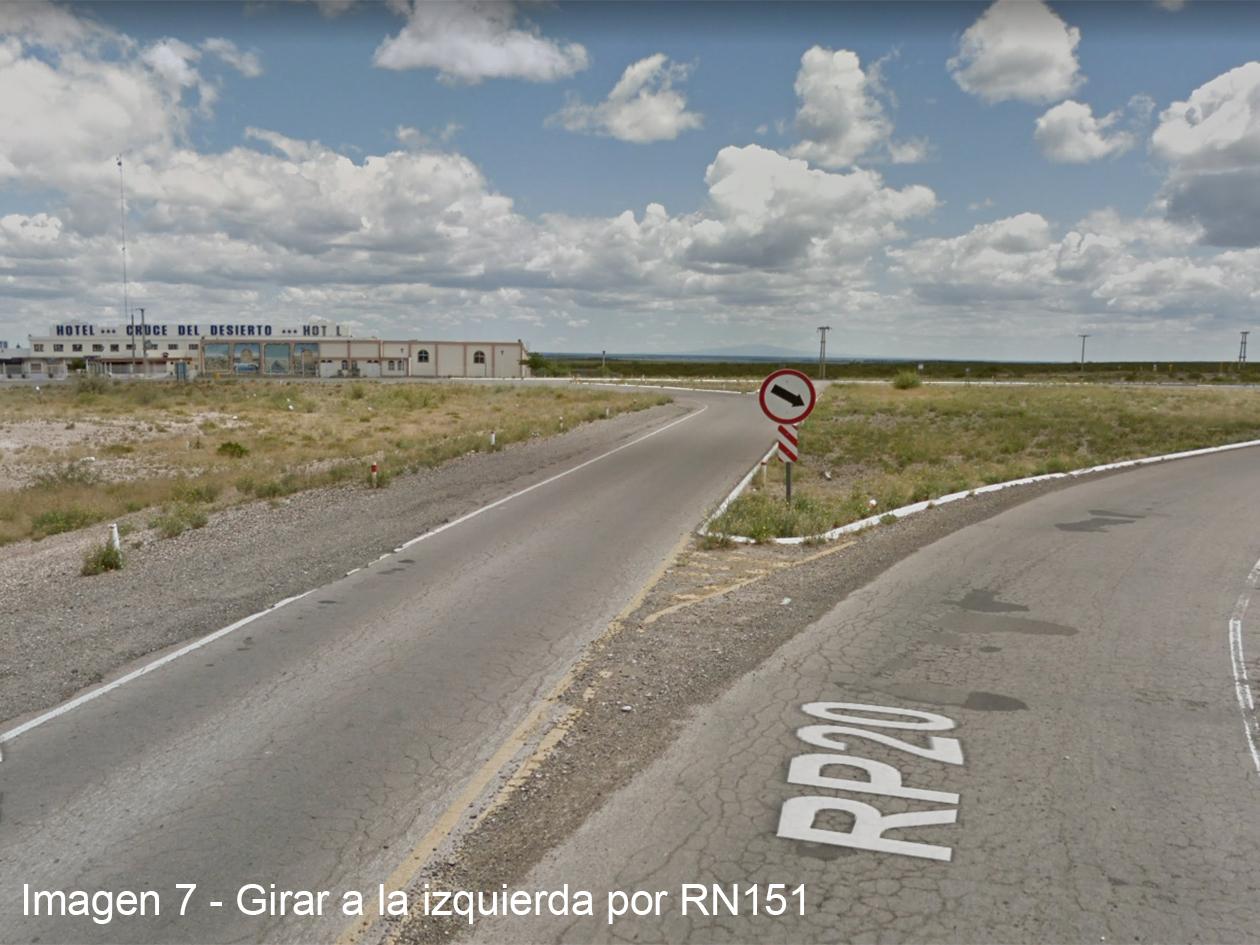 Ruta 151