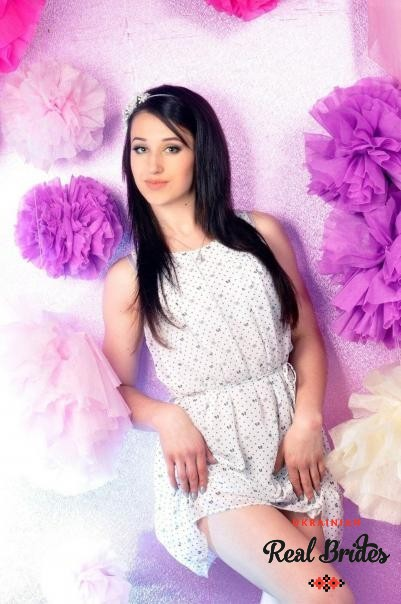 Photo gallery №7 Ukrainian bride Aleksandra