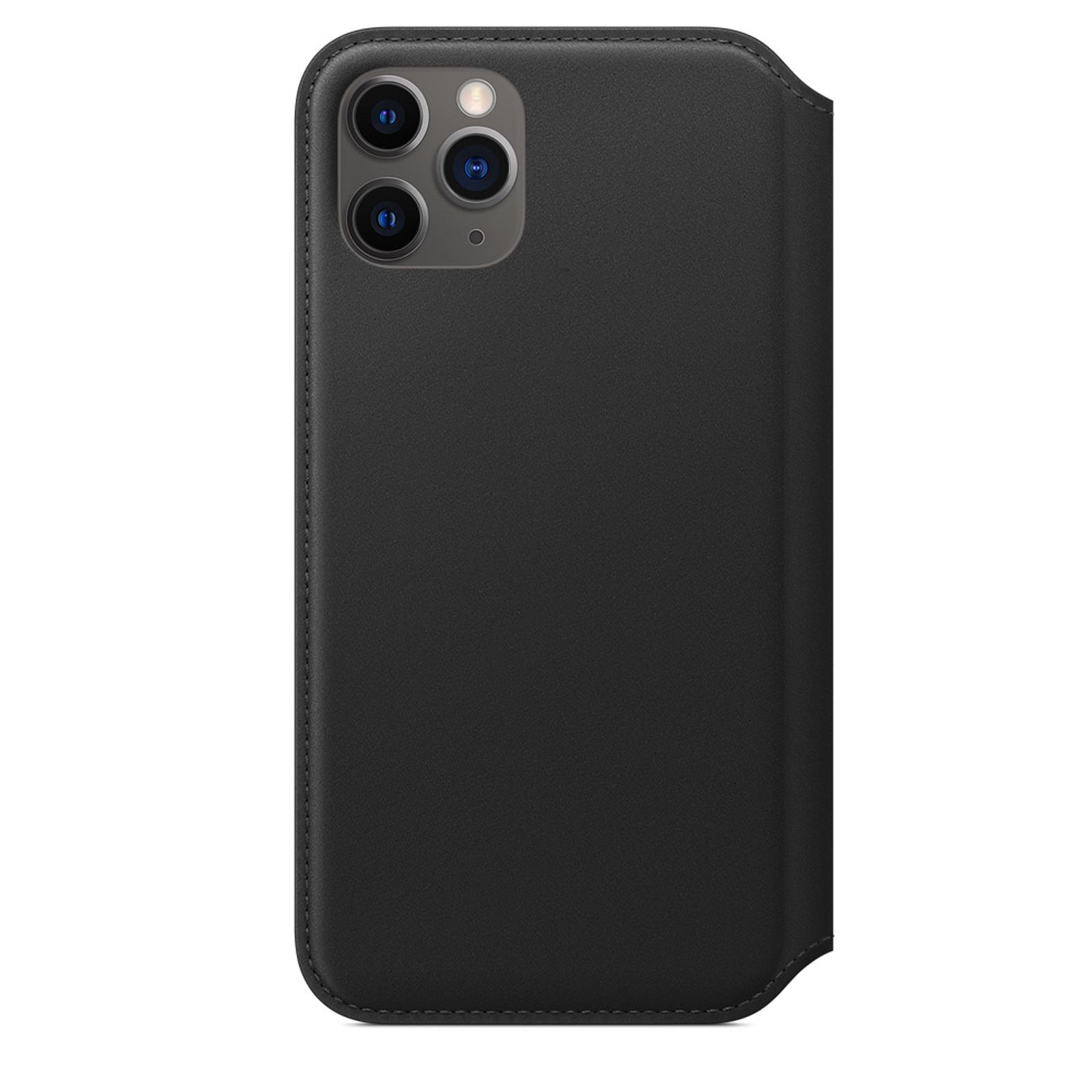 Nouveau-cuir-flip-portefeuille-Folio-Telephone-Etui-Housse-Pour-Apple-iPhone-11-Pro-Max-Xs-XR miniature 15