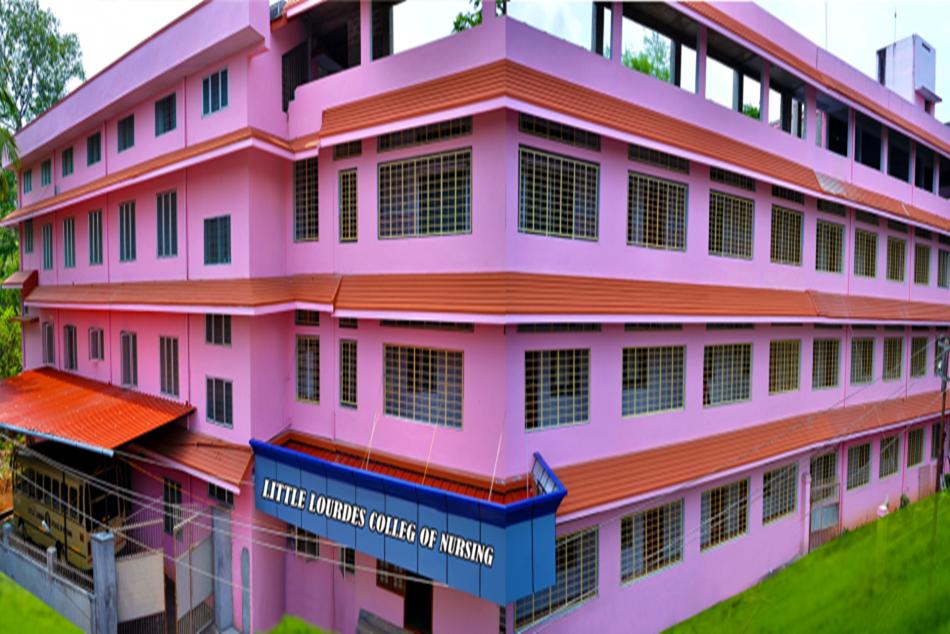 Little Lourdes Mission Hospital, Kottayam Image