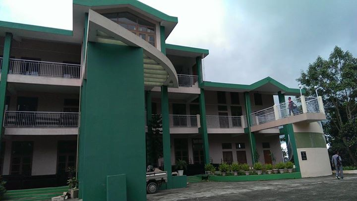 NIT (National Institute of Technology), Aizawl Image