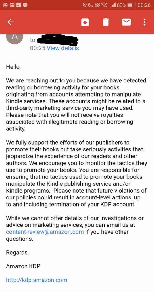 KU Amazon response 2