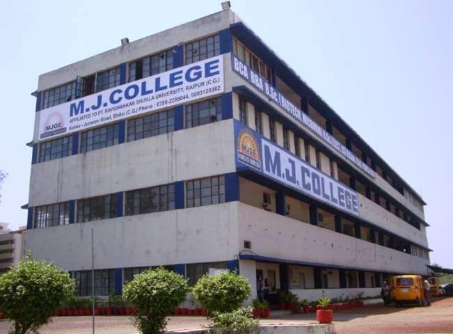 M J College Of Nursing