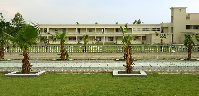 Droan College of Education and Technology, Rudarpur