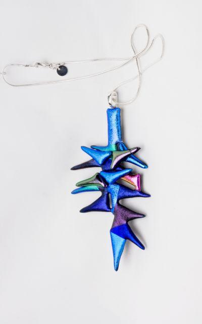 Dichroic jewellery