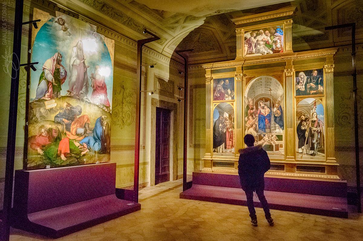 Una stanza del Museo di Villa Colloredo Mels - Gianluca Storani Photo Art (ID: 4-7092)