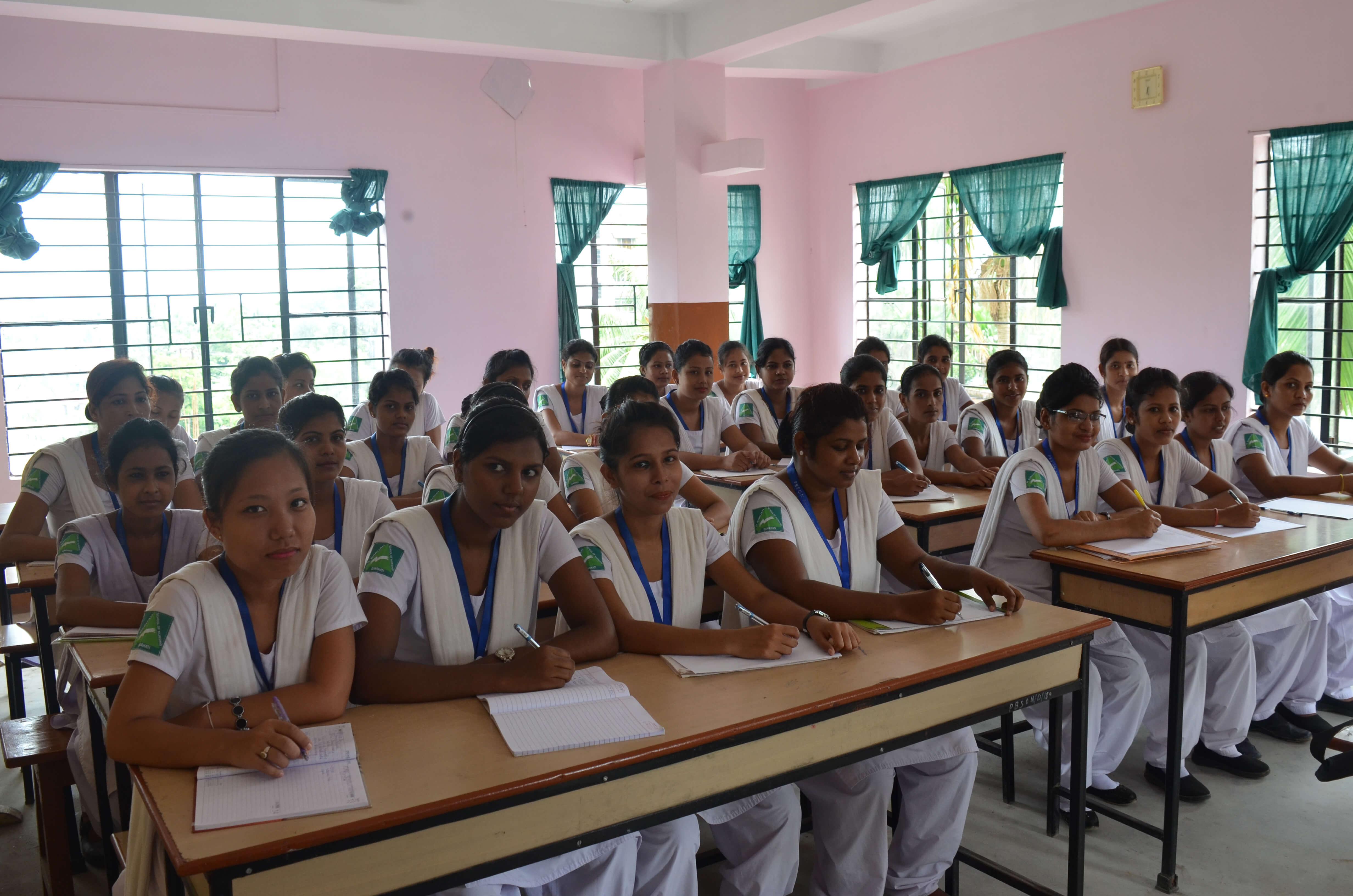 P Baruah School Of Nursing