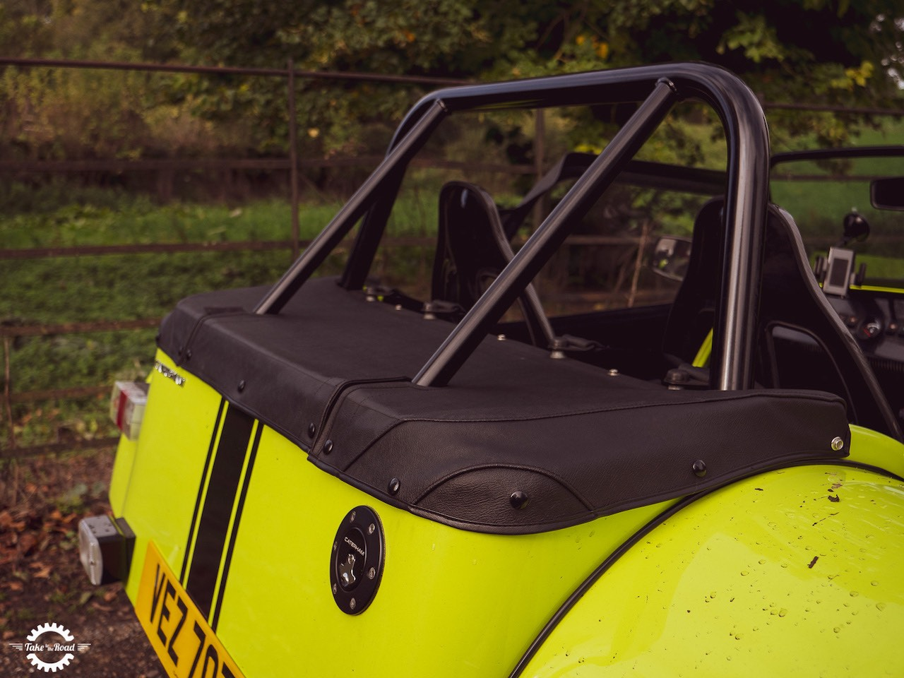 Hands on with the Caterham 270R