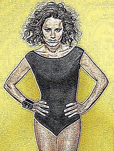 Femmes noires nues photos