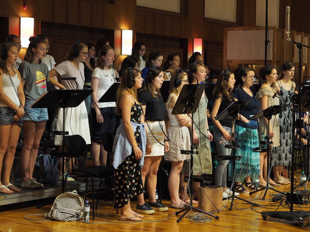 synchron orchestra choir