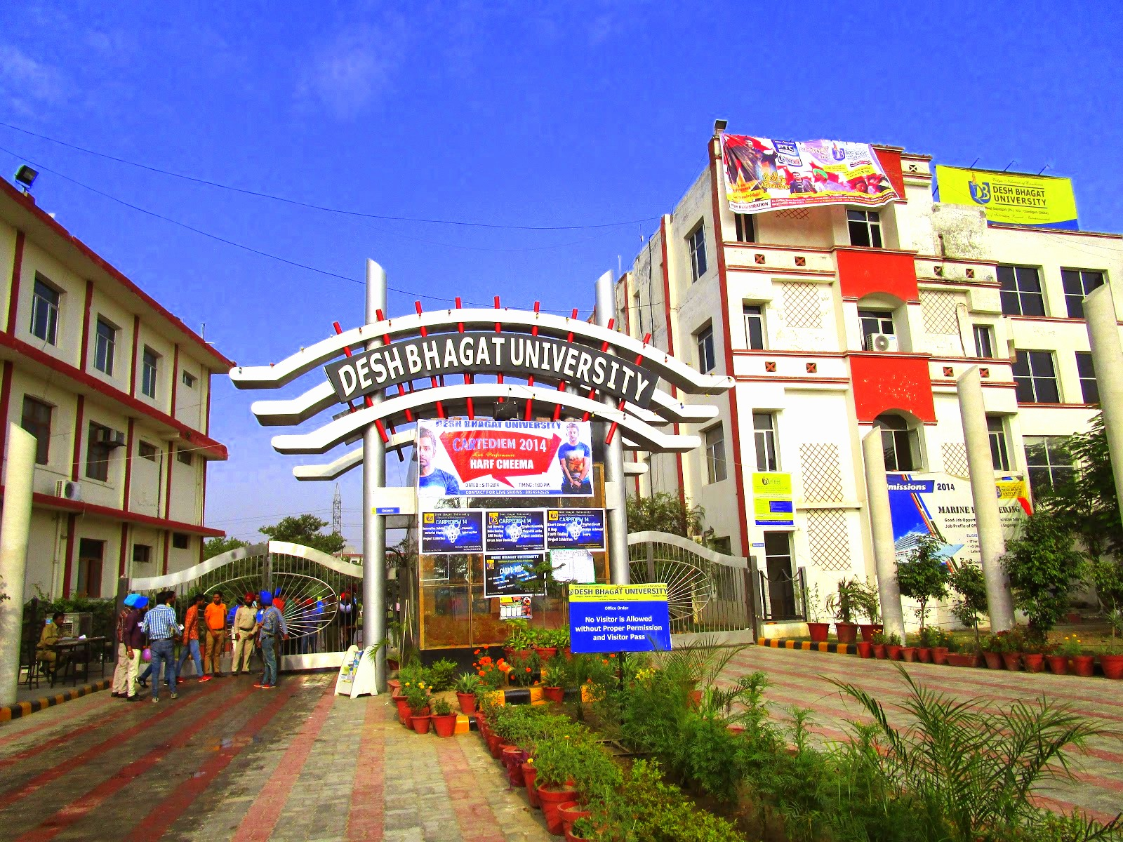 Desh Bhagat University, Fatehgarh Sahib Image