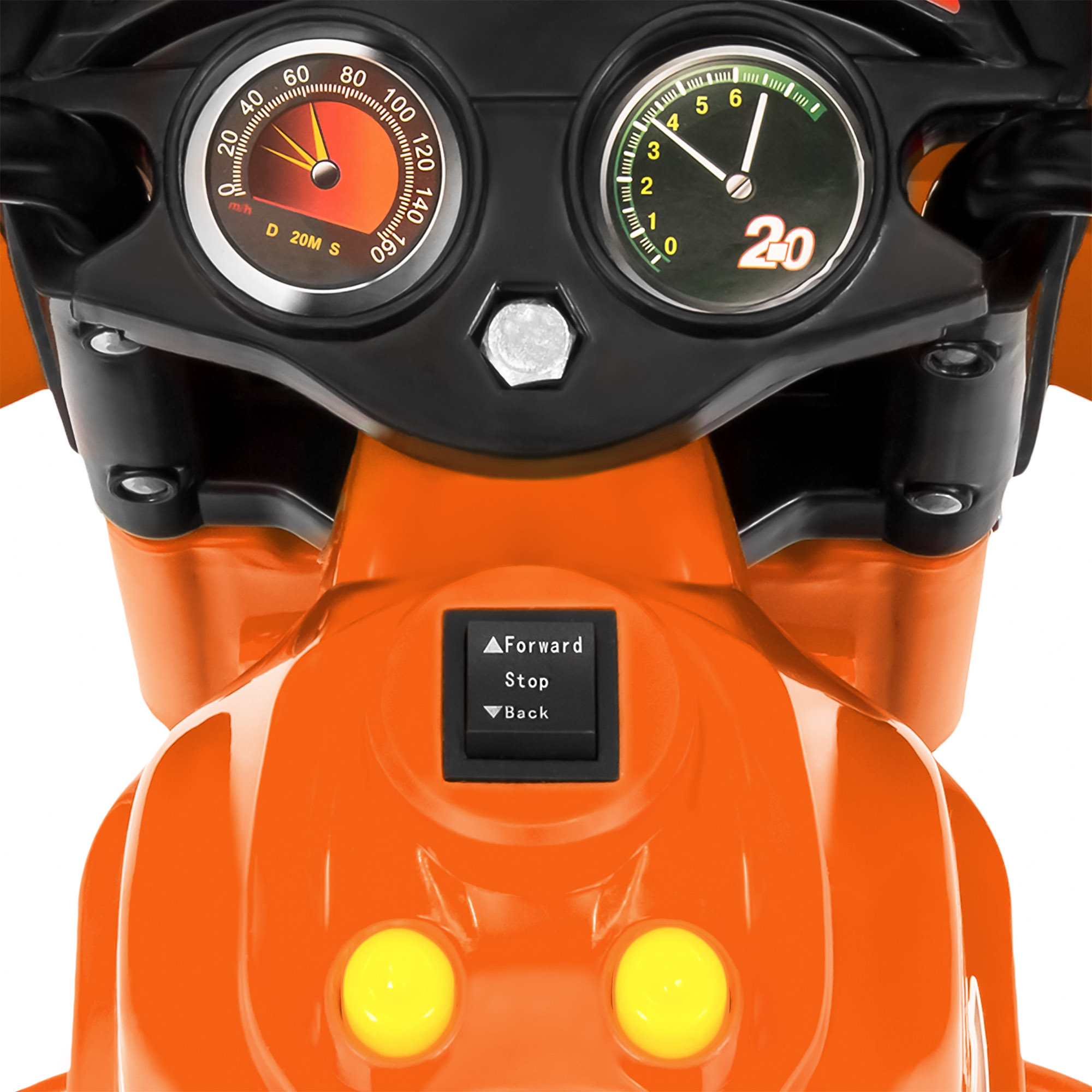 BCP-6V-Kids-3-Wheel-Motorcycle-Ride-On-Toy-w-LED-Lights-Music-Storage thumbnail 24