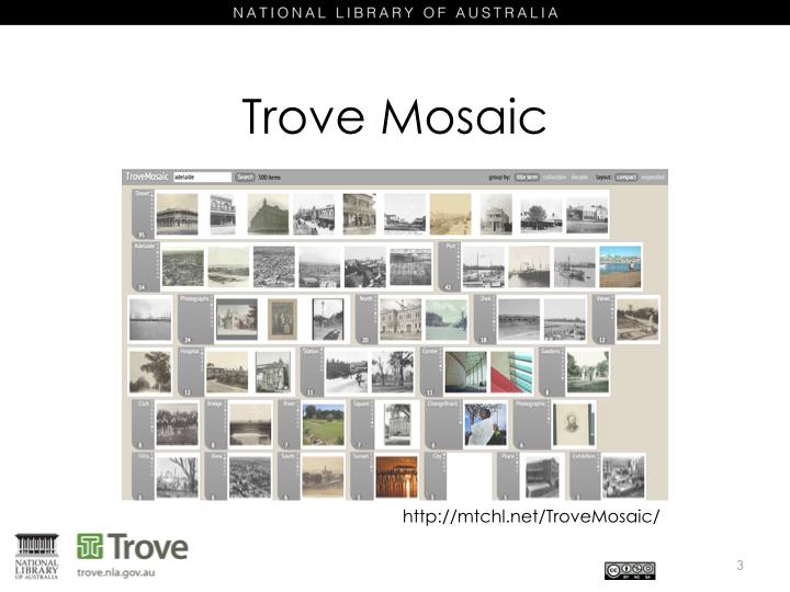 Trove Mosaic