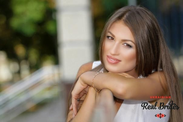 Photo gallery №1 Ukrainian bride Oksana