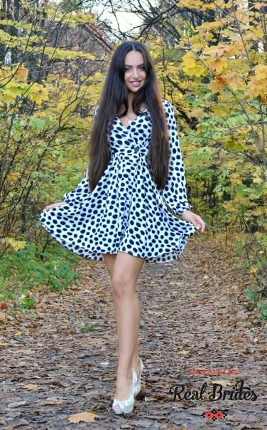 Photo gallery №7 Ukrainian bride Anastasia
