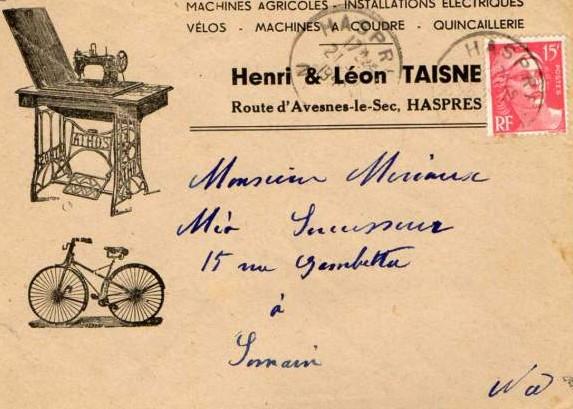 Henri et Léon Taisne
