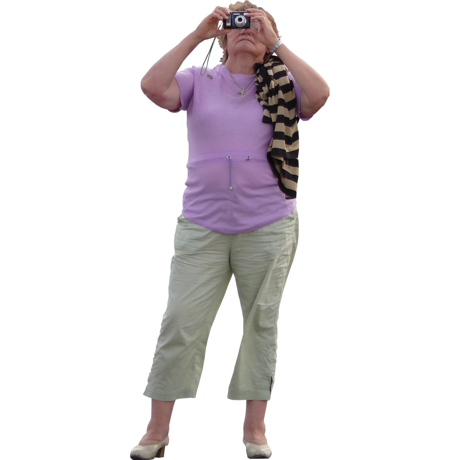 Imagenatives 0009 woman cutout photographer