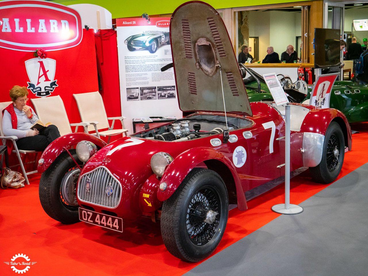 Lancaster Insurance Classic Motor Show set for November return