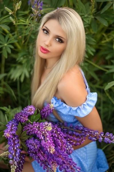 Profile photo Ukrainian bride kseniya